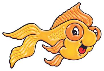 Goldfish Clipart printable