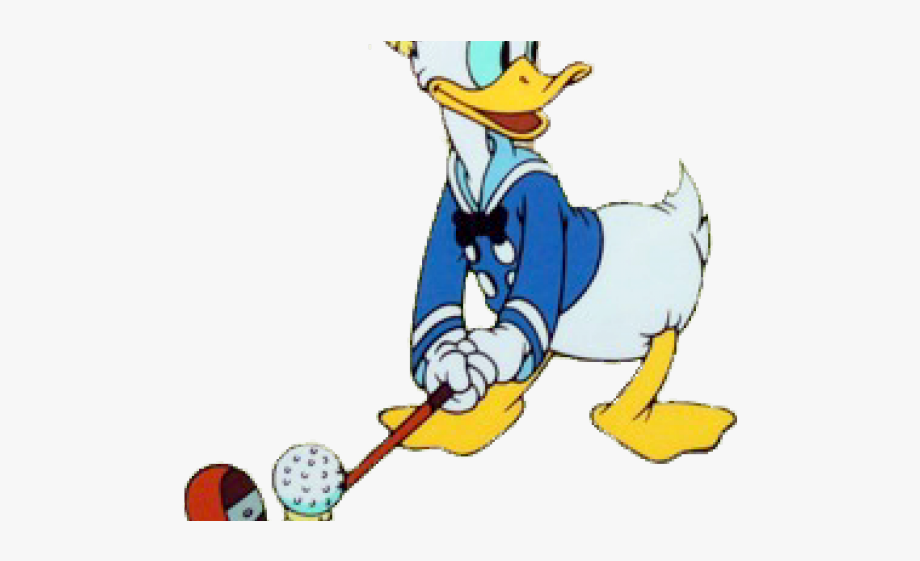 Golf clipart disney.