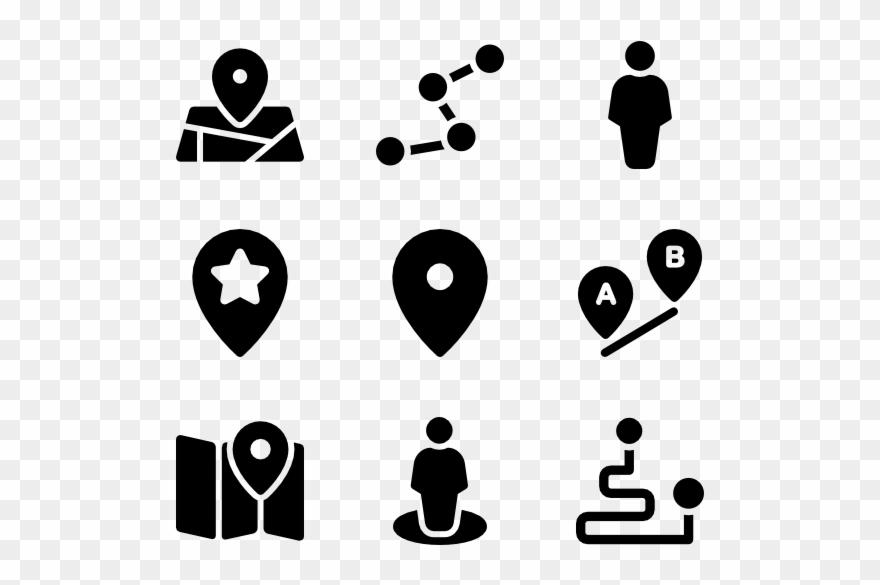 Gps Location Symbol