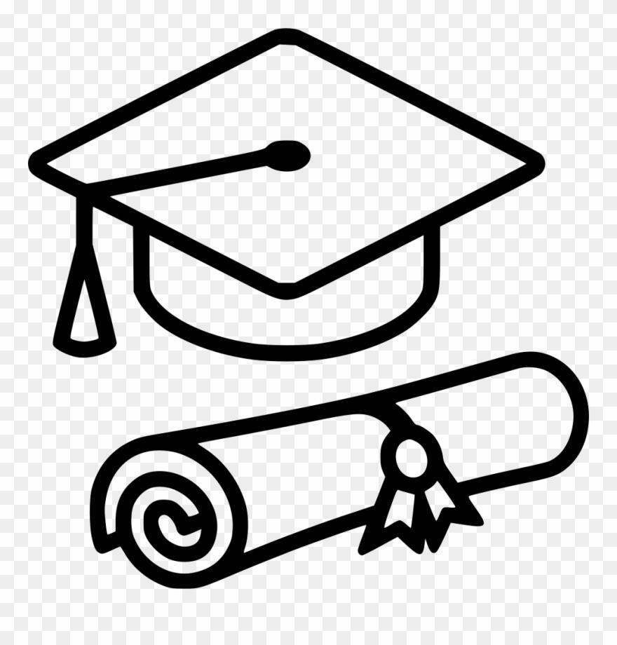 Graduation cap svg png.