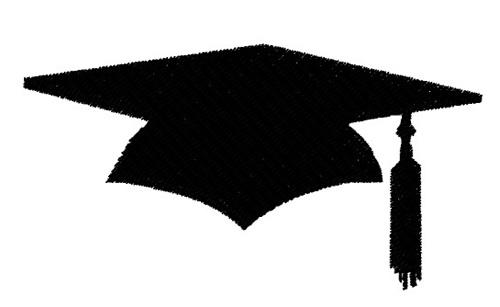 Free graduation cap.