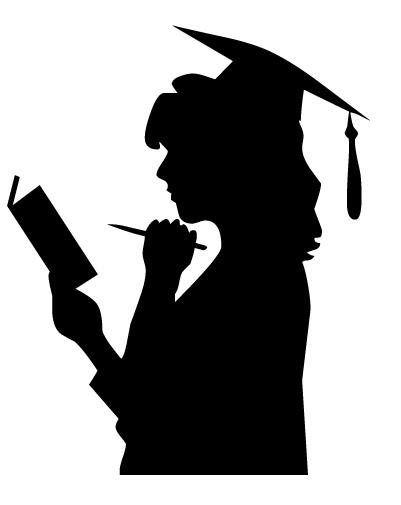 Graduation graduate clipart.