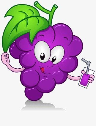 Drink grape juice.