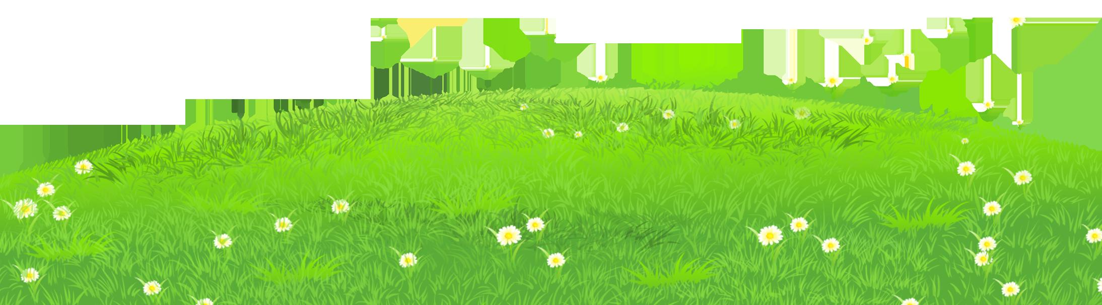 Daisy clipart landscape.