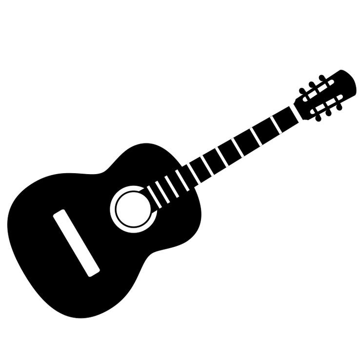 38 guitar clipart.