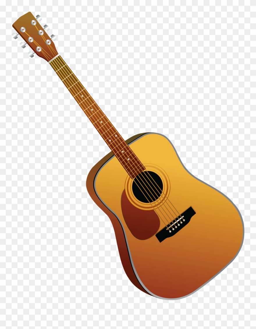 Rejected Stamp Clipart Guitar