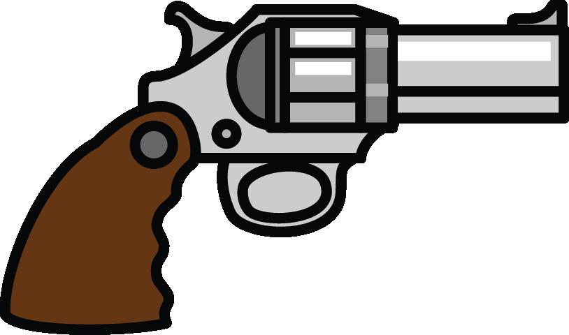 gun clipart small
