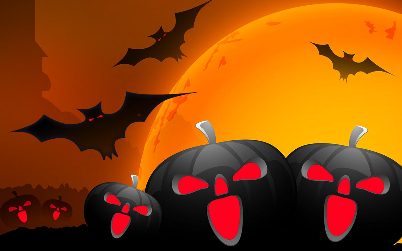 Free halloween backgrounds.