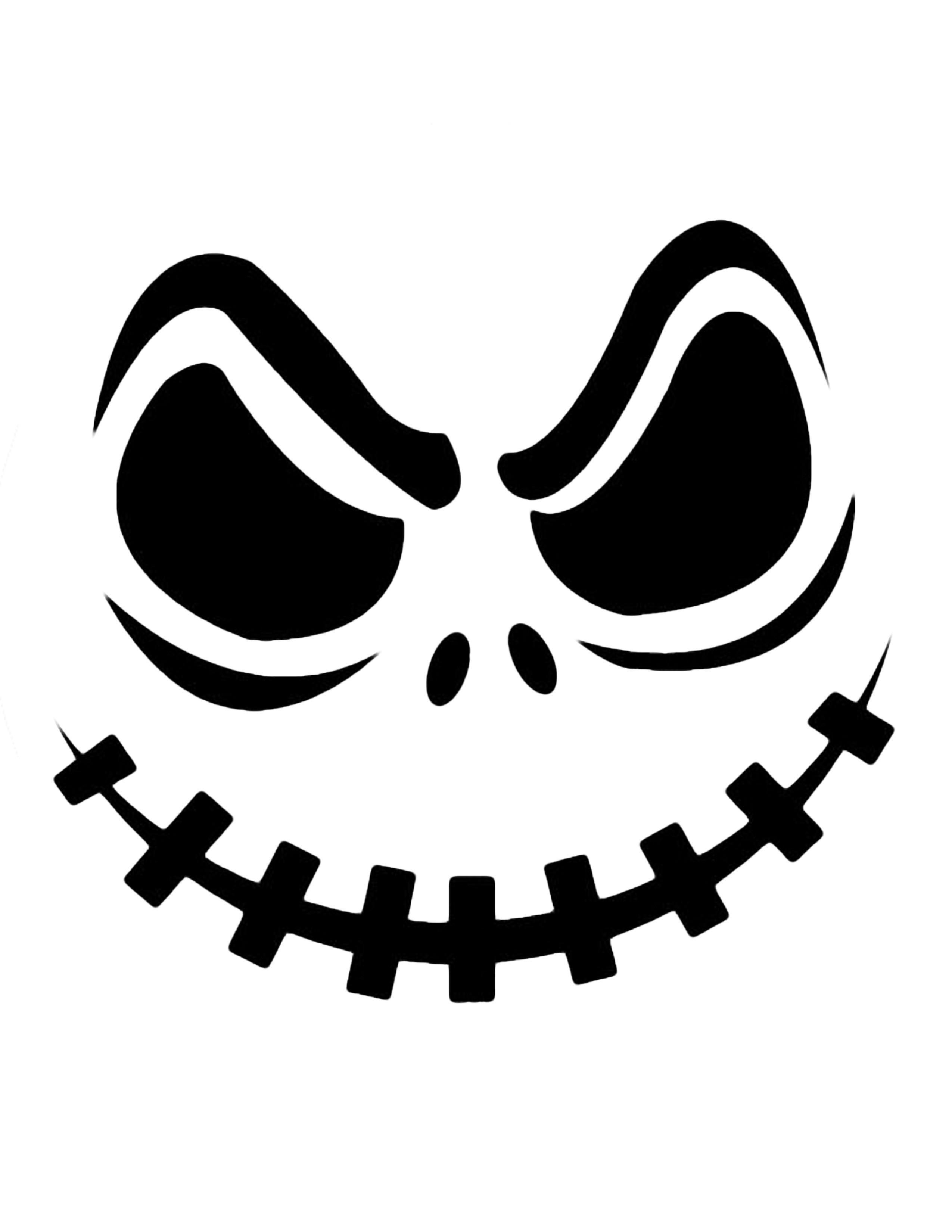 Halloween clipart black.