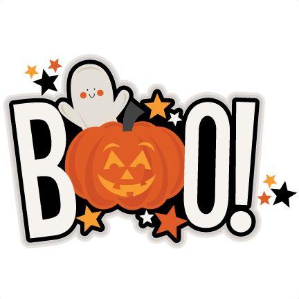 Boo clipart halloween clipart, Boo halloween Transparent