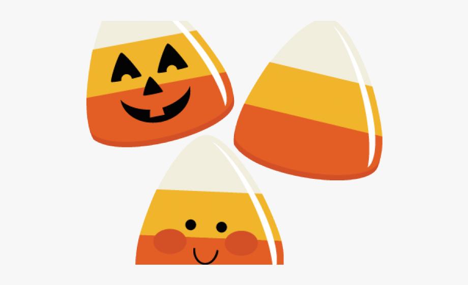 Halloween candy corn.