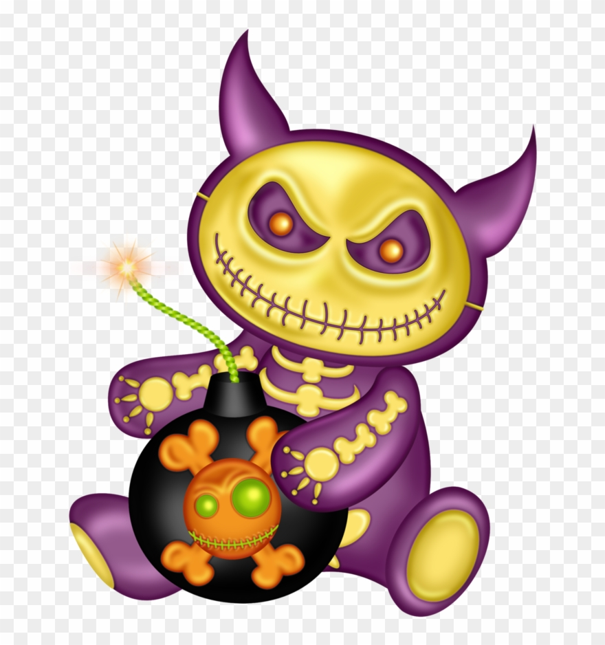 Halloween Clip Art Creepy