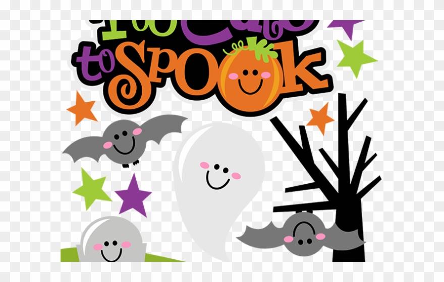 Halloween Clipart Scrapbook