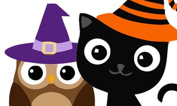 Free cute halloween.