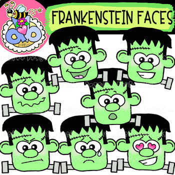 Frankenstein Faces
