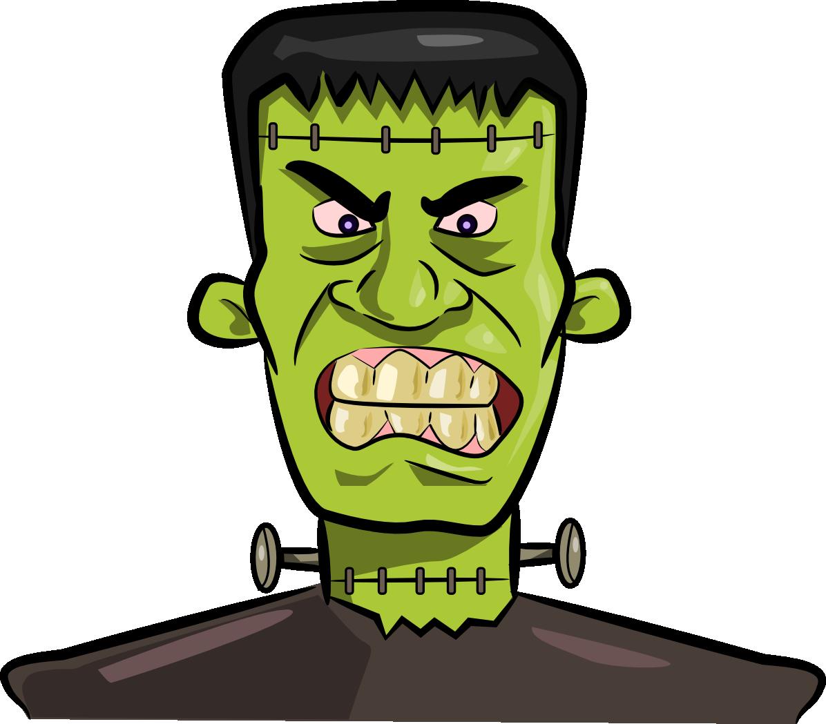 Best Frankenstein Clipart