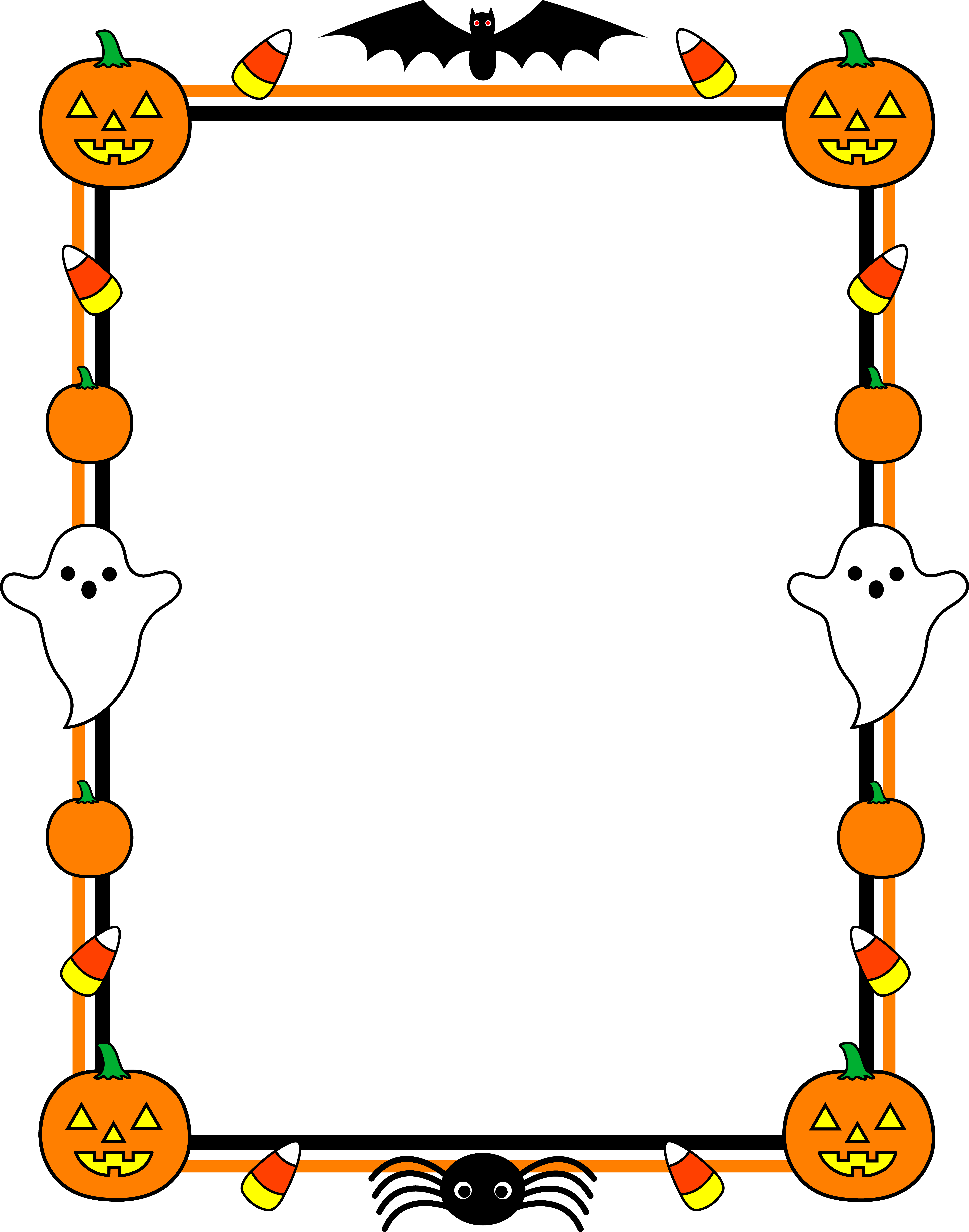 Free Free Printable Halloween Clipart, Download Free Clip