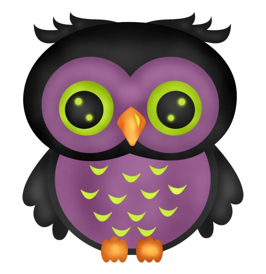 Halloween Clipart Owl