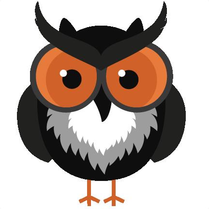 Halloween Owl Clip Art Owl Halloween Cartoon Halloween