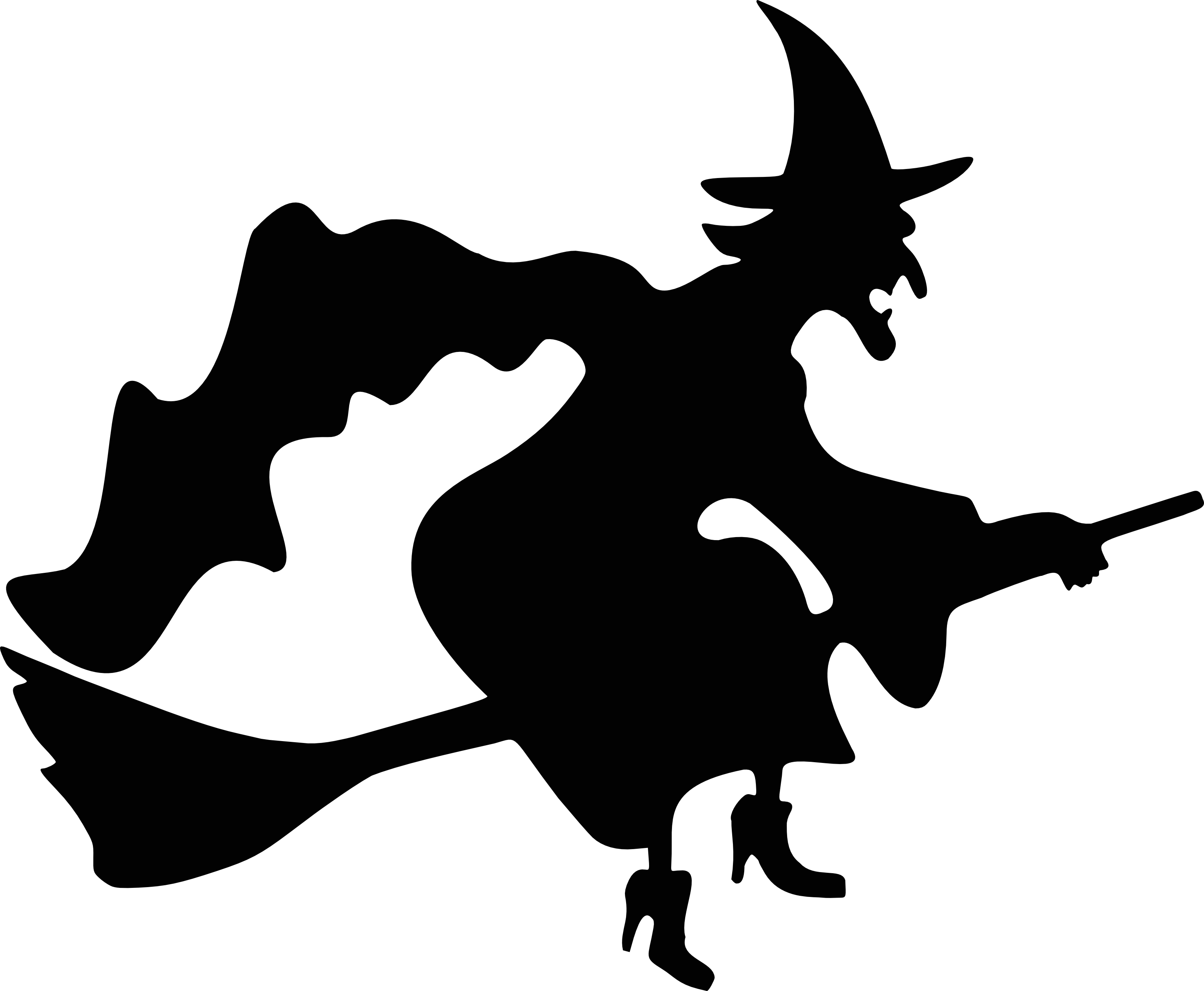 Free Halloween Silhouette Png, Download Free Clip Art, Free