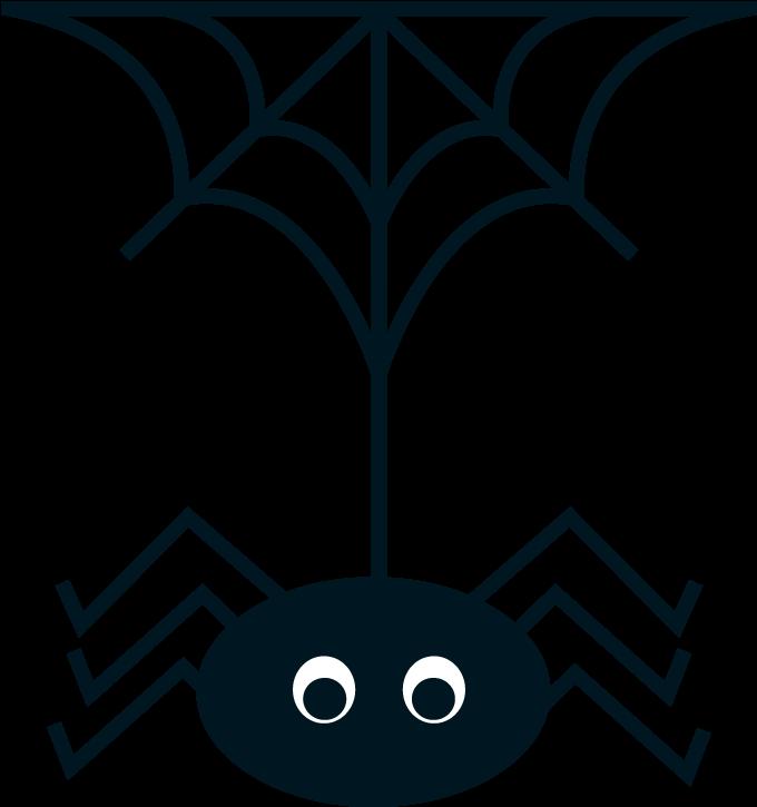 HD Halloween Clipart Spider