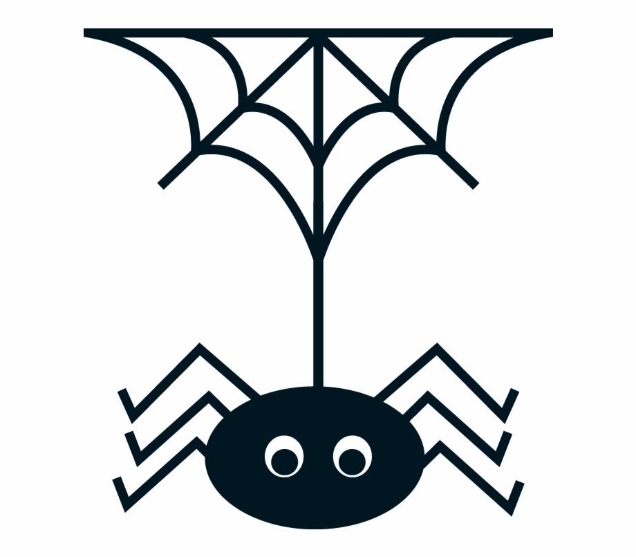 Halloween Clipart Spider