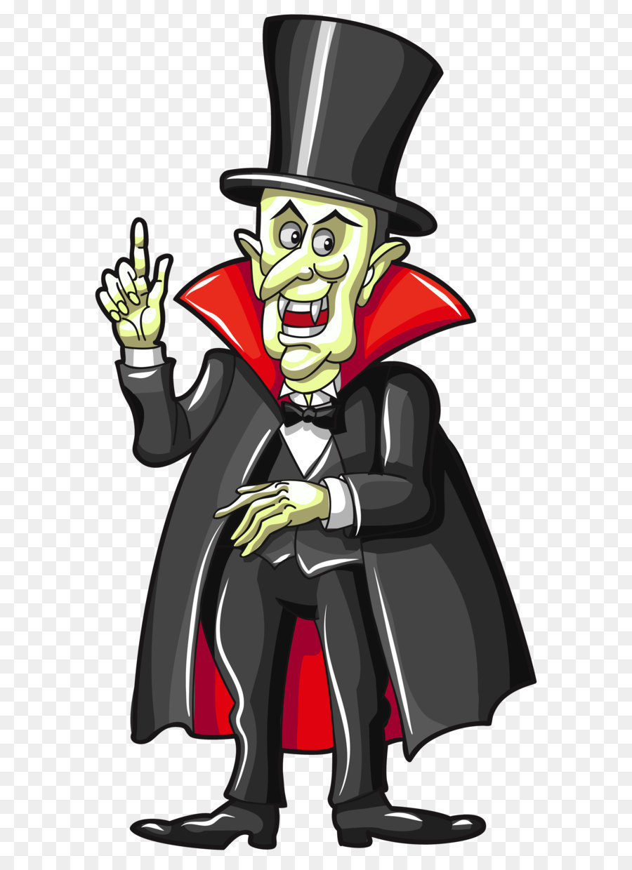 Vampire halloween clip.