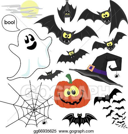 Eps illustration halloween.