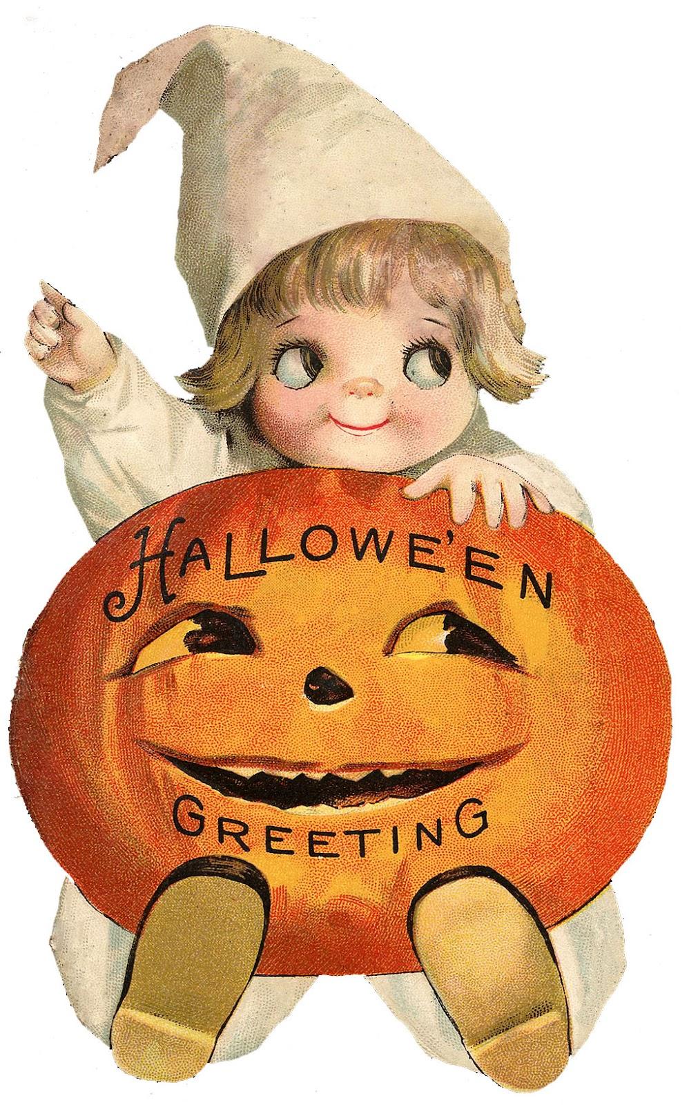 30 vintage halloween.