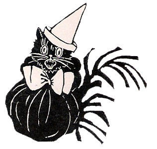 Free Vintage Halloween Clipart, Download Free Clip Art, Free