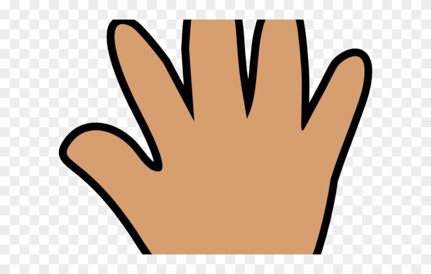 Fingers clipart large.