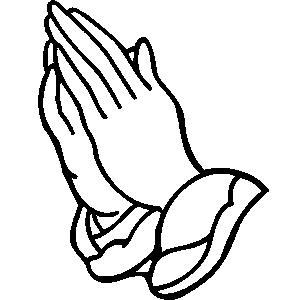 free praying hands clipart worship