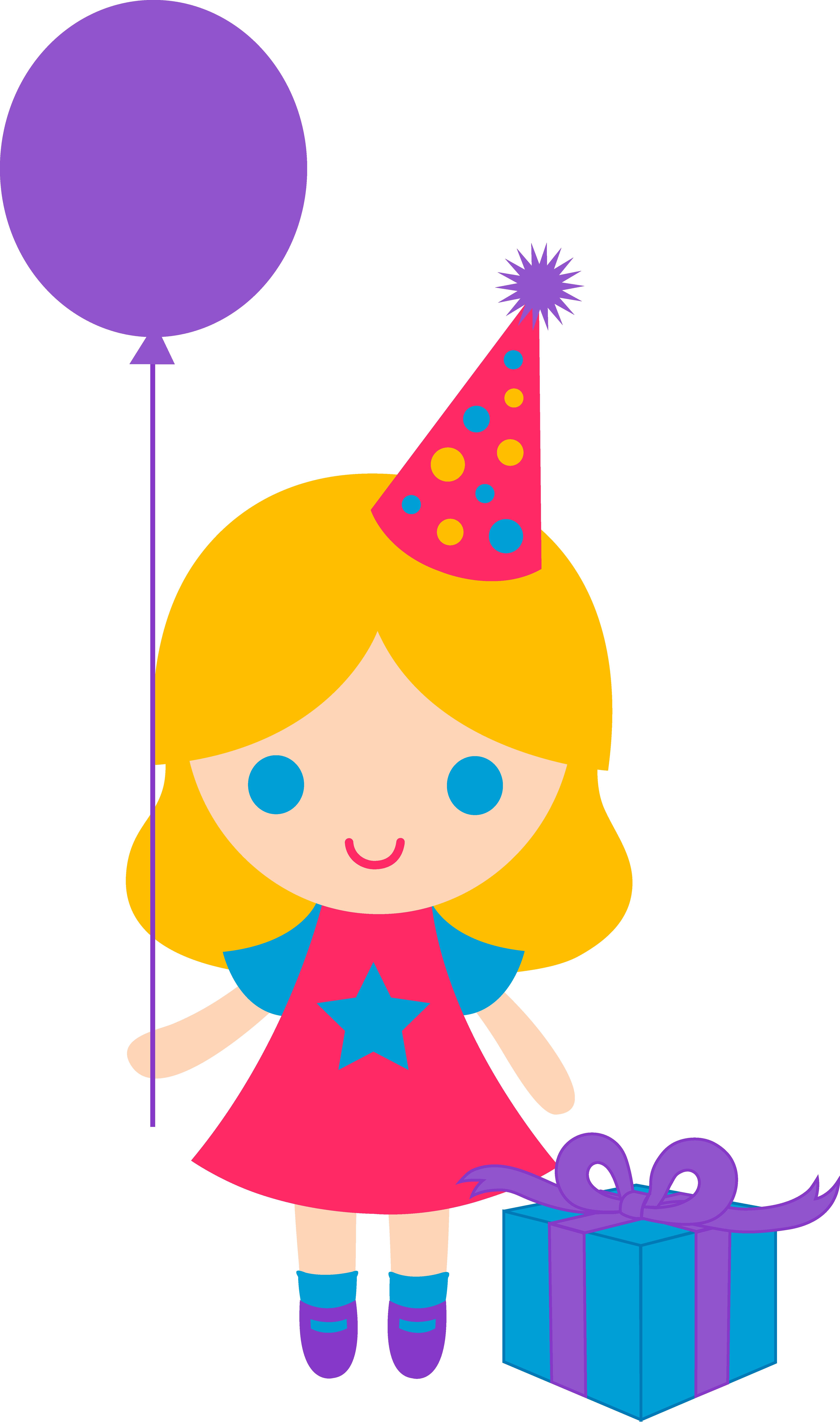 Free birthday girl.
