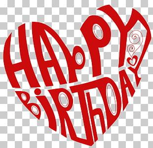 Birthday wish heart.