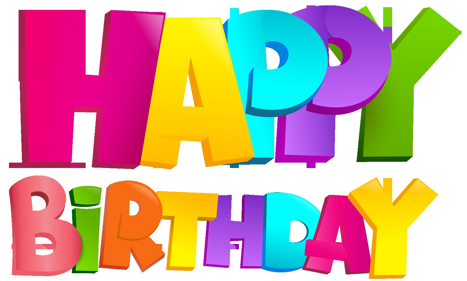 Happy birthday png.