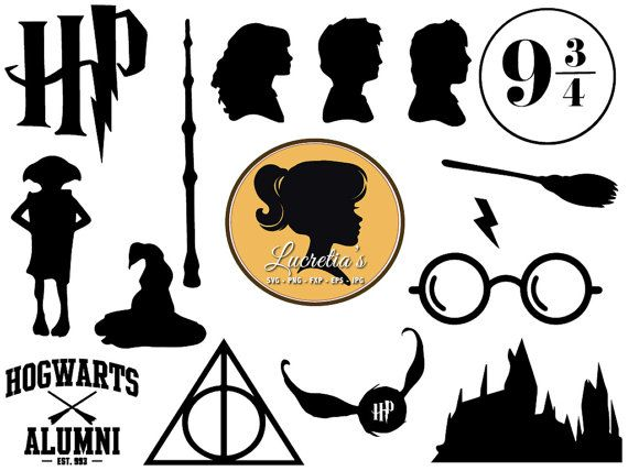 Harry potter svg.