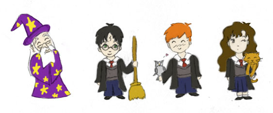 Harry potter free clipart cliparts and others art