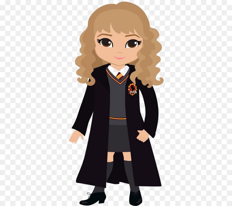 Hermione Granger Ron Weasley Harry Potter Clip art Big eyes