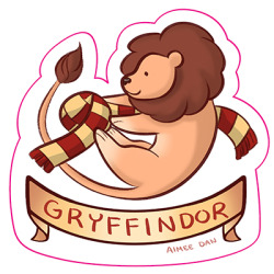 Harry potter stickers.