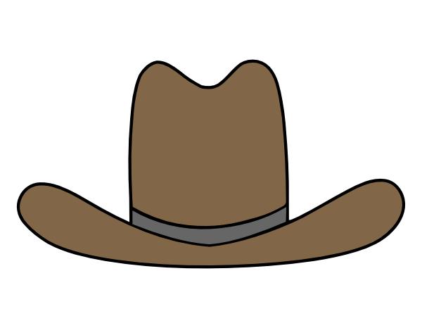 Free cowboy hat.