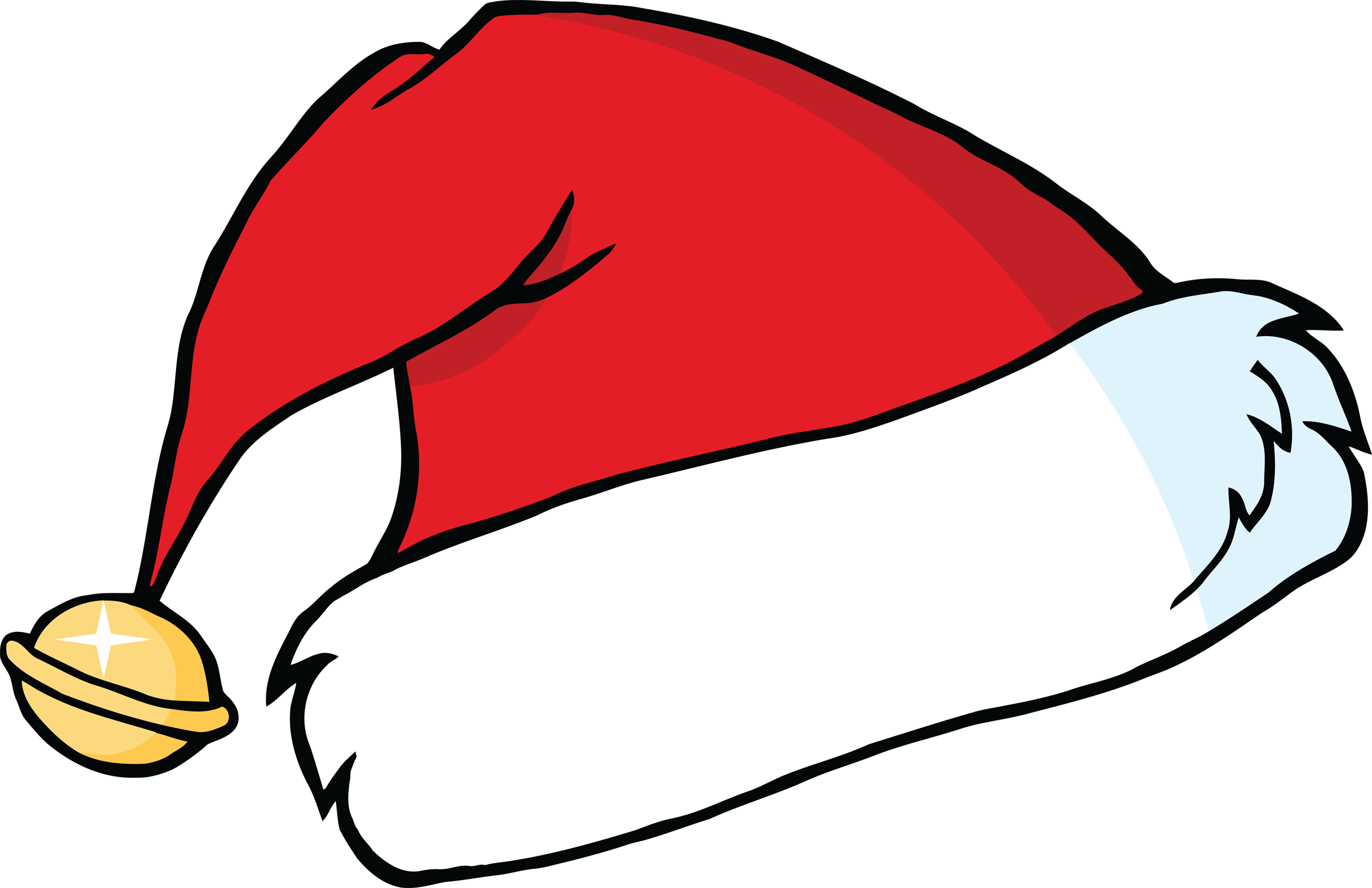 Santa Hat Clipart for you