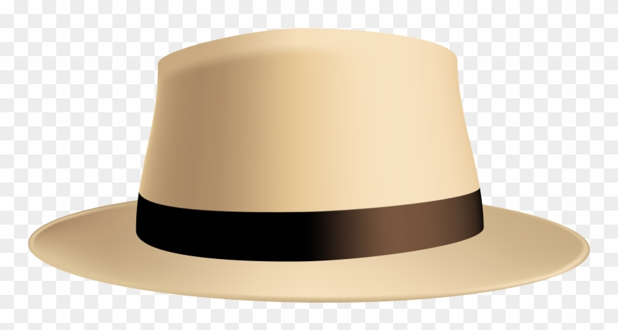 Male summer hat.
