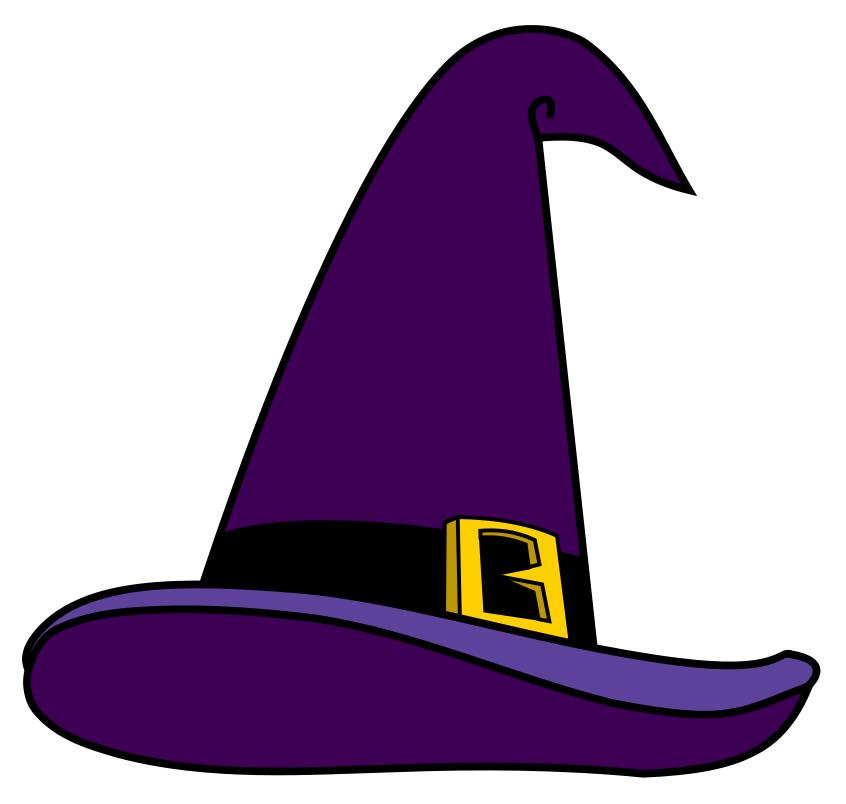 Free witchs hat.