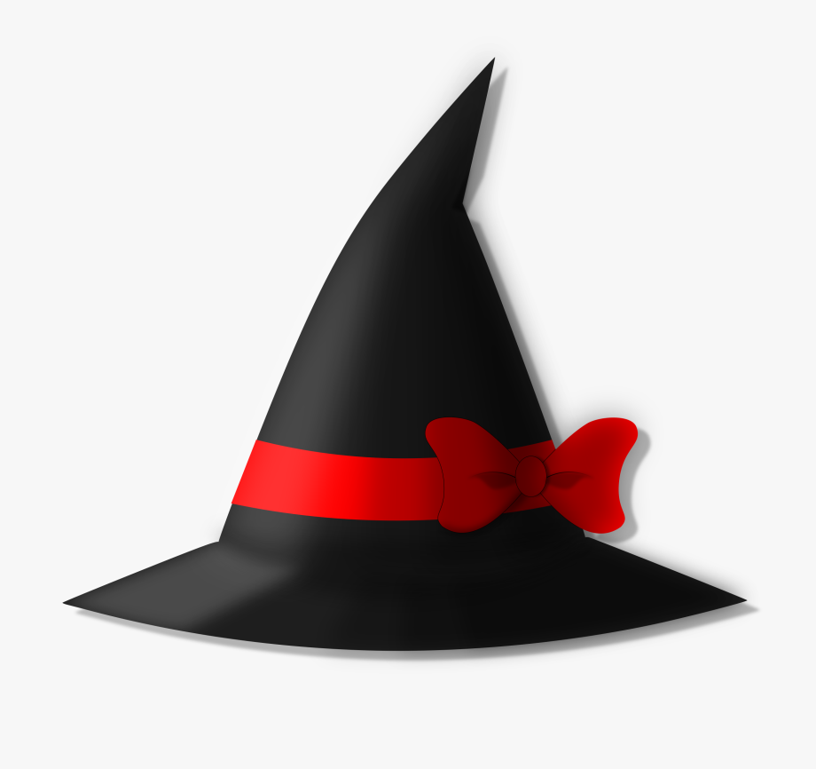 Clip art witch.