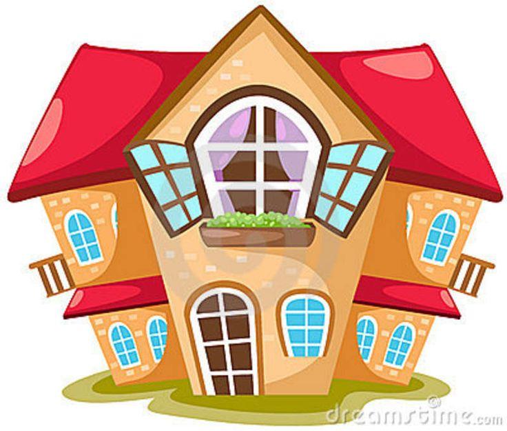 Cartoon Houses PNG HD Transparent Cartoon Houses HD