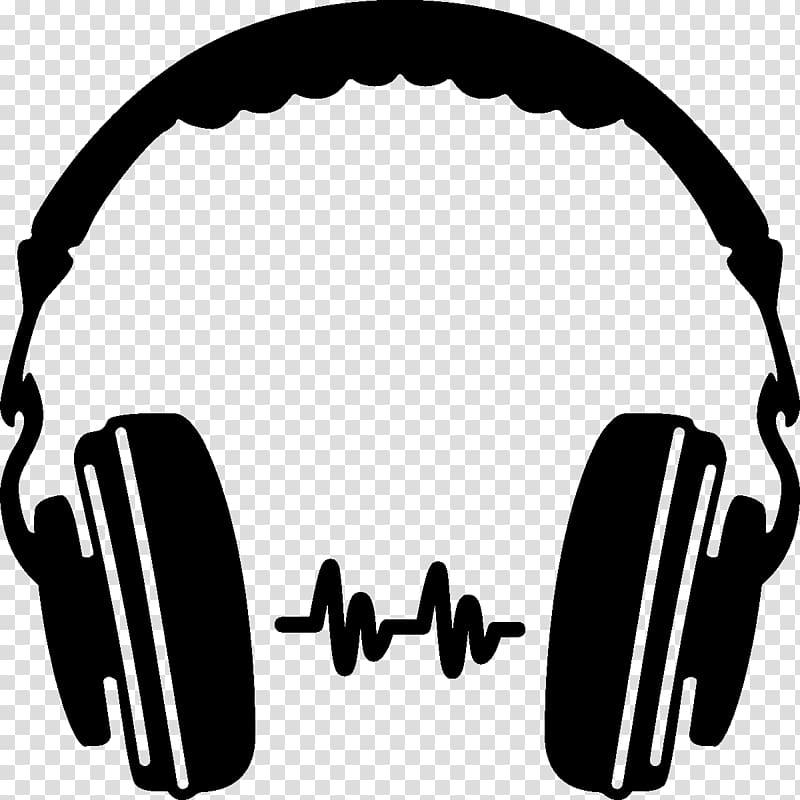 Headphones Silhouette Computer Icons , cartoon headphones