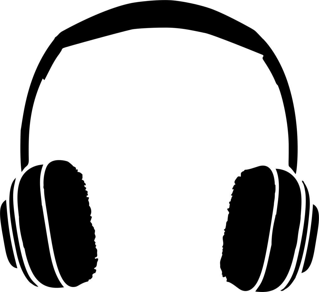 Drawn Headphones cord clipart