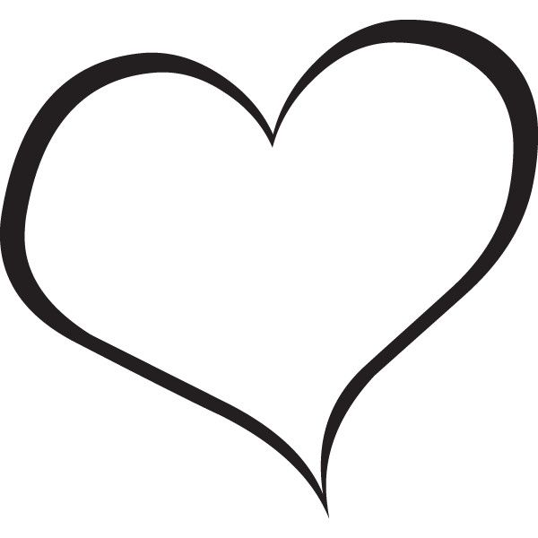 Heart clipart free.