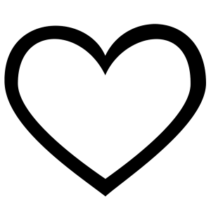 999 heart clipart.