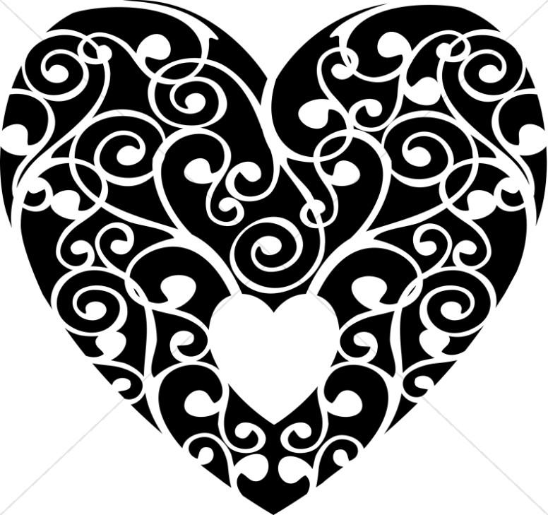 Free heart design.